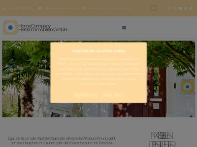HomeCompany Hertle Immobilien GmbH