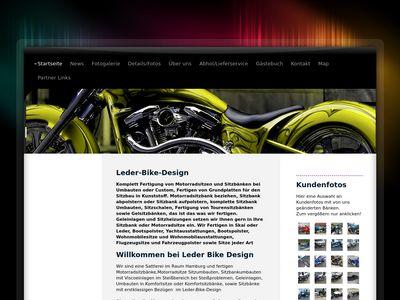 Leder-Bike-Design