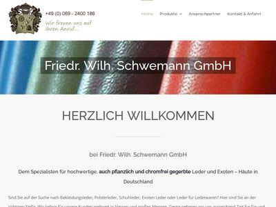 Friedr. Wilh. Schwemann GmbH