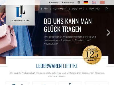 Lederwaren Liedtke Neumünster