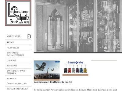 Lederwaren Mathias Schmitz Aachen