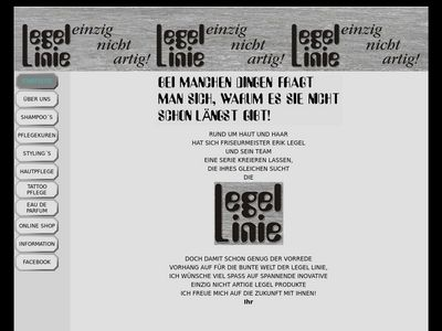 Legel Linie