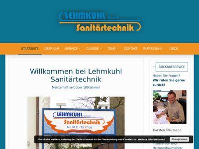 Lehmkuhl Sanitärtechnik GmbH