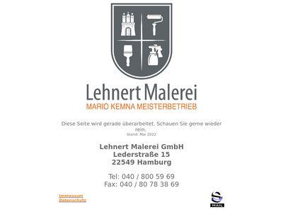 Lehnert-Malerei GmbH