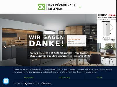 Das Küchenhaus Nr. 1 GmbH & Co. KG