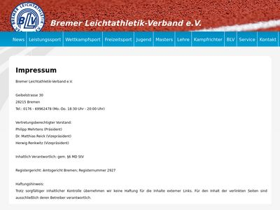 Bremer Leichtathletik-Verband e.V