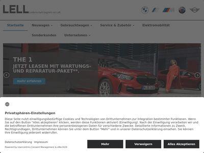 BMW Autohaus J.B. Lell GmbH