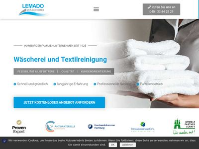 LEMADO Wäscherei GmbH