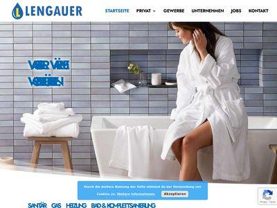 Lengauer GmbH Heizung Sanitär