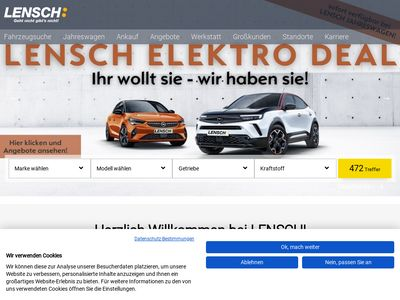 Autohaus Lensch GmbH