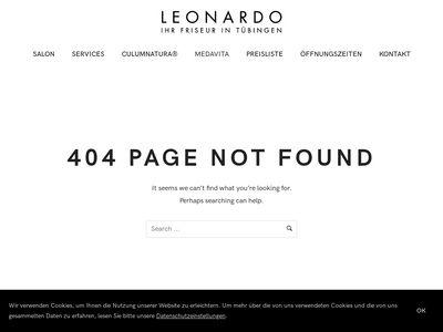 Friseur Leonardo