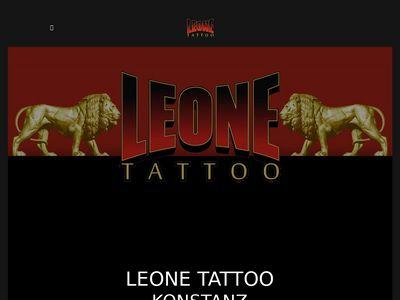 Leone Tattoo Konstanz