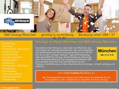 LEOs Umzug - 089Umzug