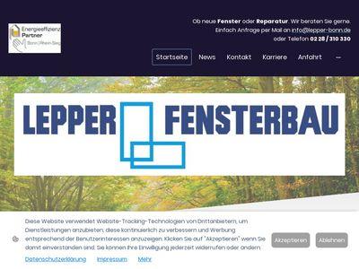 Lepper Fensterbau GmbH