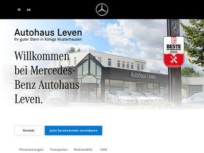 Autohaus Leven GmbH