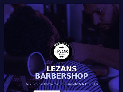 Lezans Barbershop