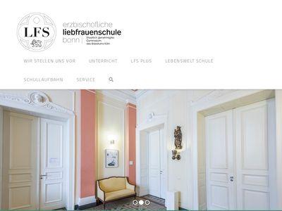 Liebfrauenschule Bonn