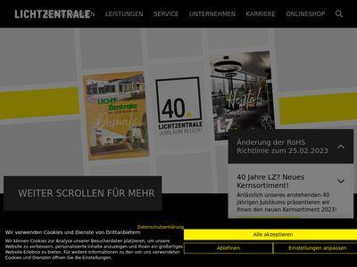 LICHT Zentrale Lichtgrosshandel GmbH