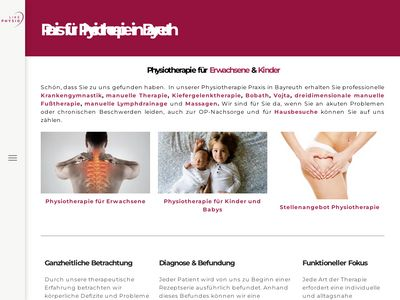 Kevin Glaser Physiotherapie