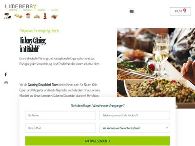 Limeberry Catering