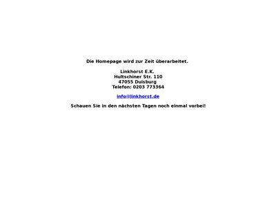 Linkhorst oHG, Gebr.