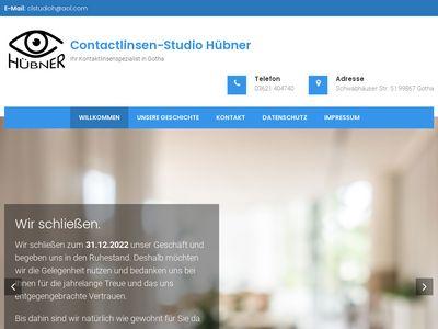 Clemens Hübner Contaktlinsenstudio