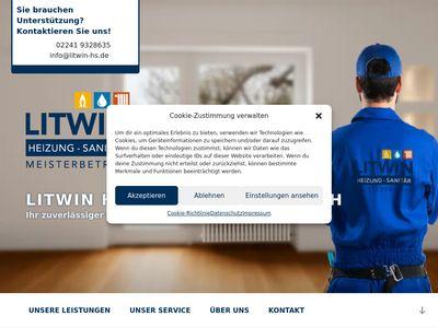 Litwin Heizung-Sanitär