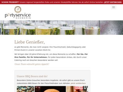 Party- & Cateringservice Schwerin