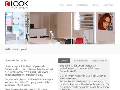 LOOK meisteroptik Dzierzawa GmbH