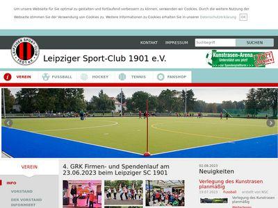 Leipziger SC 1901 e.V. - Fußball