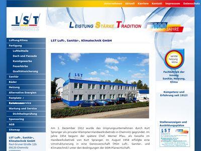 LST Luft-Sanitär-Klimatechnik GmbH