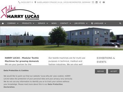 Maschinenfabrik Harry Lucas GmbH & Co. KG