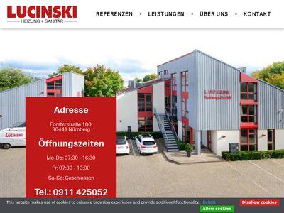 Lucinski Heizung+Sanitär GmbH