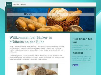 Bäckerei Lübben