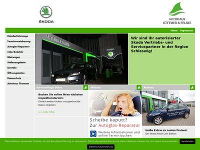 Autohaus Lüttmer & Felske GmbH