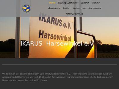 Ikarus Harsewinkel