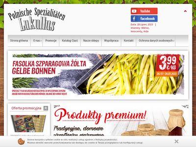 Polnische Spezialitäten Lukullus Bremerhaven