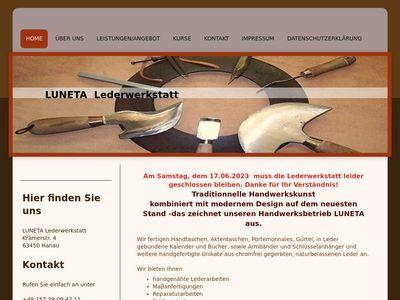 LUNETA Lederwerkstatt
