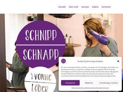 Salon Schnipp Schnapp