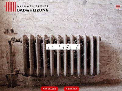 Michael Bätjer Bad und Heizung