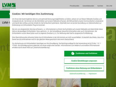 LVM Versicherung Marcel Jäkel