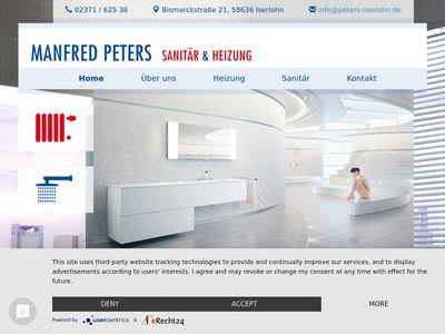 Manfred Peters Sanitär- und Heizungsbau GmbH