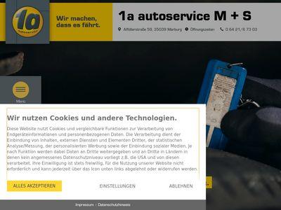 Autoservice M & S
