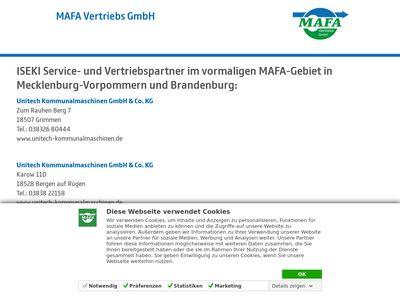 MAFA Vertriebs GmbH