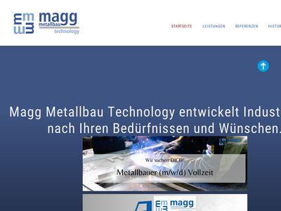 Magg Metallbau GmbH