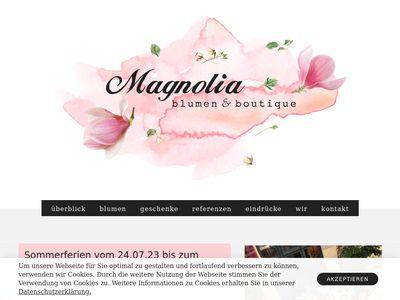 Magnolia blumen & boutique
