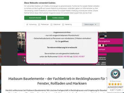 Maibaum Bauelemente GmbH & Co. KG