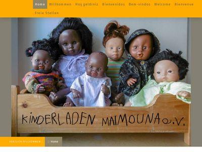 Kinderladen Maimouna e.V. Kindertagesstätte