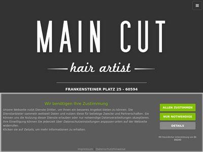Main Cut