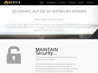 Maintain Security GmbH